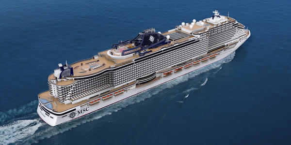 MSC Seashore (Image: MSC Cruises)