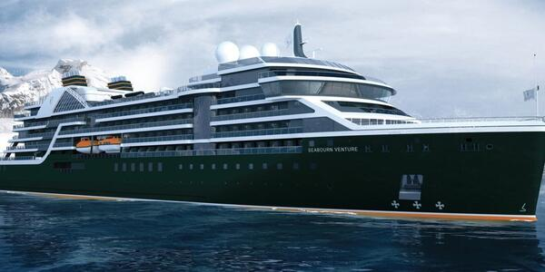 Seabourn Venture (Photo: Seabourn Cruise Line)