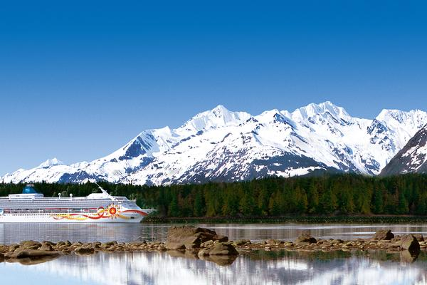 Image: Norwegian Sun in Alaska (Photo: Norwegian Cruise Line)