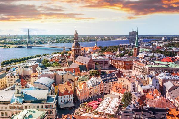 Riga, Latvia (Photo: Olesya Kuznetsova/Shutterstock)
