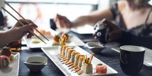 Sushi Onboard Celebrity (Photo: Celebrity Cruise Line)