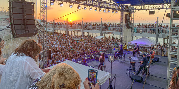 Runaway to Paradise with Jon Bon Jovi Cruise (Photo: Will Byington Photography)