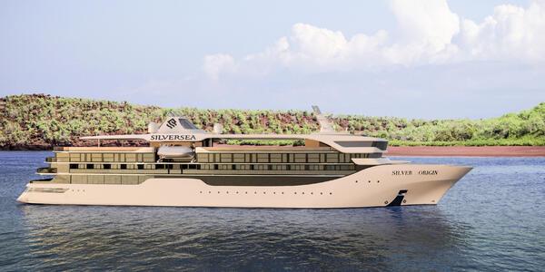 Silver Origin (Photo: Silversea Cruises)