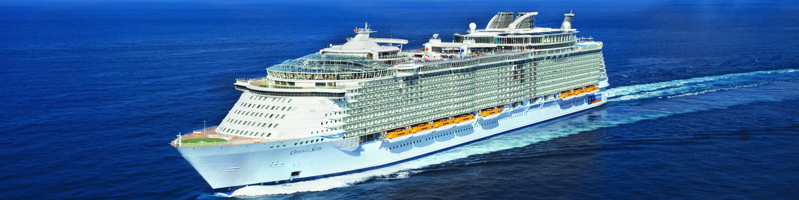 Oasis of the Seas (Photo: Royal Caribbean International)