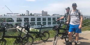 Cycling excursion with Emerald Waterways (Photo: Adam Coulter)