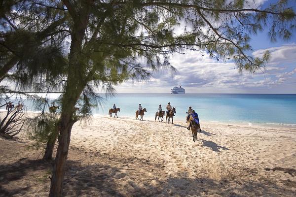 Best Cruise Ports for Horseback Riding Tours (Photo: Carnival Cruise Line)