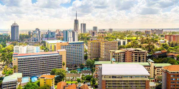 Kenya, East Africa (Photo: Sopotnicki/Shutterstock)