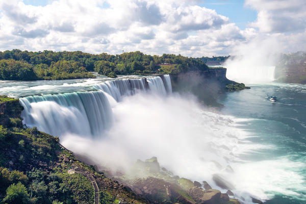 Niagara Falls (Photo: Mikhail Kolesnikov/Shutterstock)