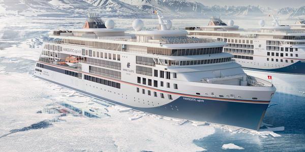 Hanseatic Spirit (Image: Hapag-Lloyd Cruises)