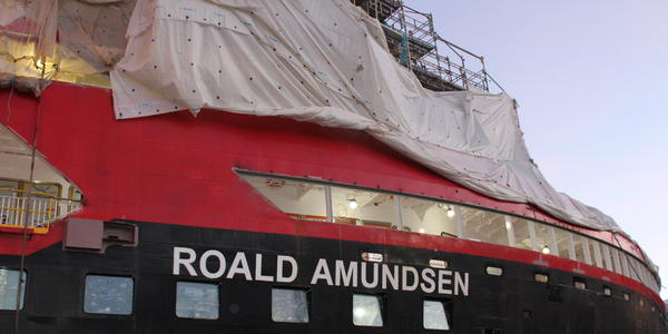 Roald Amundsen (Photo: Sarah Holt/Cruise Critic contributor)