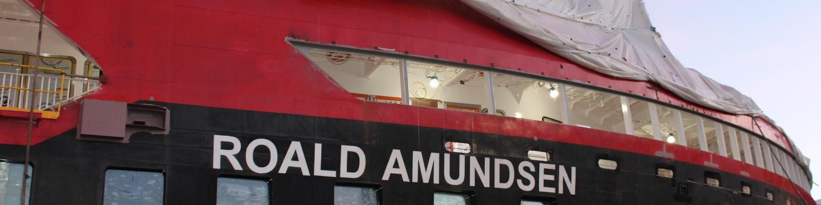 Roald Amundsen (Photo: Sarah Holt/Cruise Critic contributor)