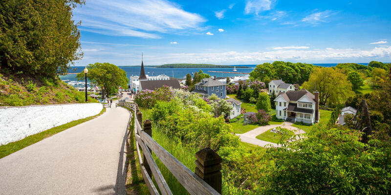 Mackinac Island (Photo: Gary Richard Ennis/Shutterstock)