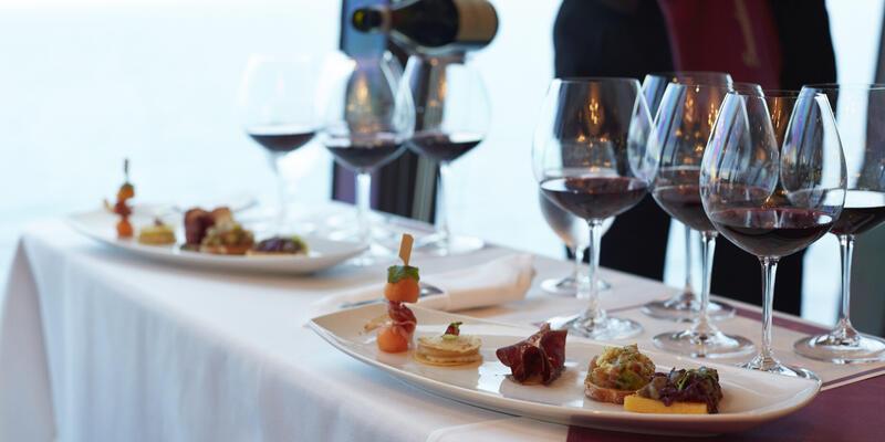 Silversea's Wine Tasting (Photo: Silversea Cruises)