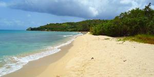 Cane Bay Beach, St. Croix, USVI (Photo: C Brent/Shutterstock)