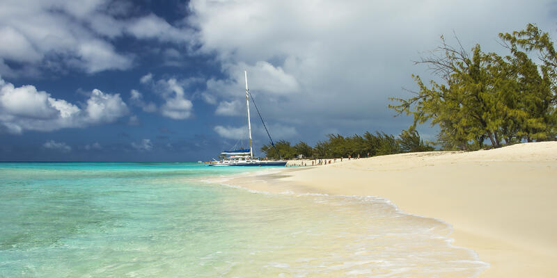 Governor's Beach, Grand Turk, Turks and Caicos (Photo: tose/Shutterstock)