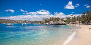 Manly Beach, Sydney, Australia (Photo: Aleksandar Todorovic/Shutterstock)