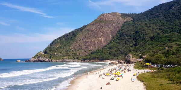 Prainha Beach, Rio de Janeiro, Brazil (Photo: Elder Vieira Salles/Shutterstock)