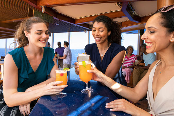 Carnival Cruise Line Alcohol Policy (Photo: Carnival Cruise Line)