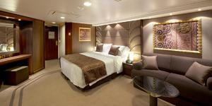 MSC Cruises' Yacht Club Suites (Photo: MSC Cruises)