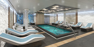 Carnival's Cloud 9 Spa Thermal Suites (Photo: Carnival Cruise Line)