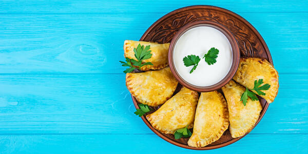 Baked Empanadas (Photo: Aeri/Shutterstock)