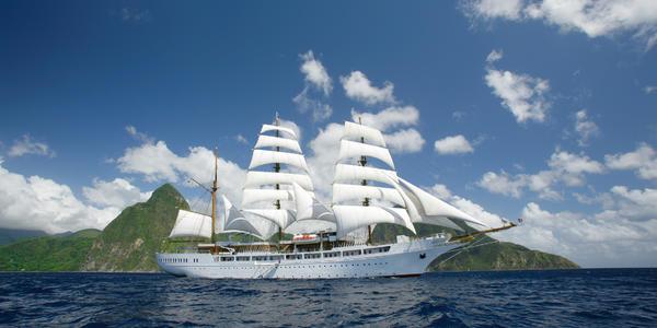 Sea Cloud II (Photo: Sea Cloud Cruises)