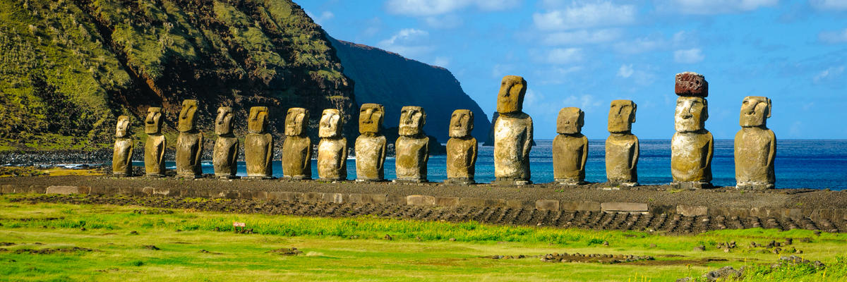 Easter Island (Photo: Kristopher Kettner/Shutterstock)