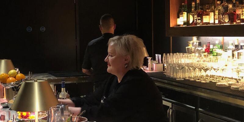 Kathy Casey celebrity mixologist