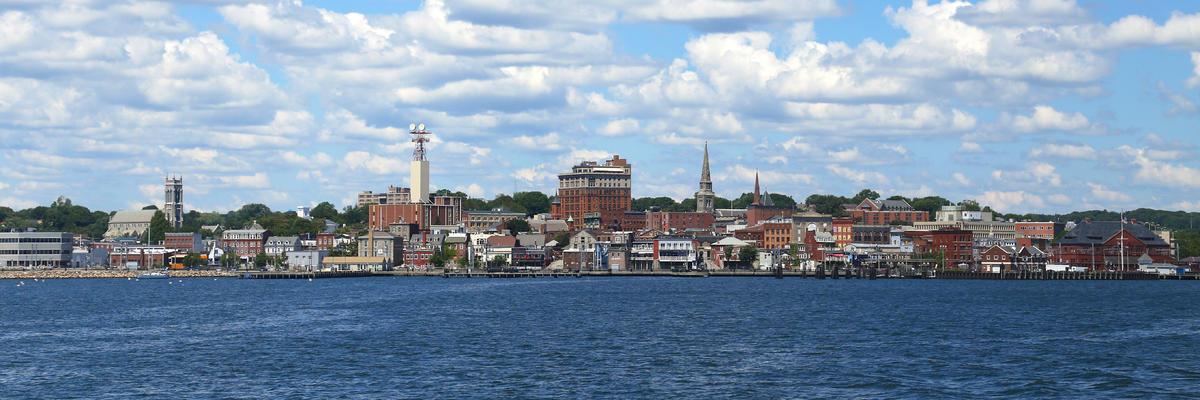 New London, Connecticut (Photo: vagabond54/Shutterstock)