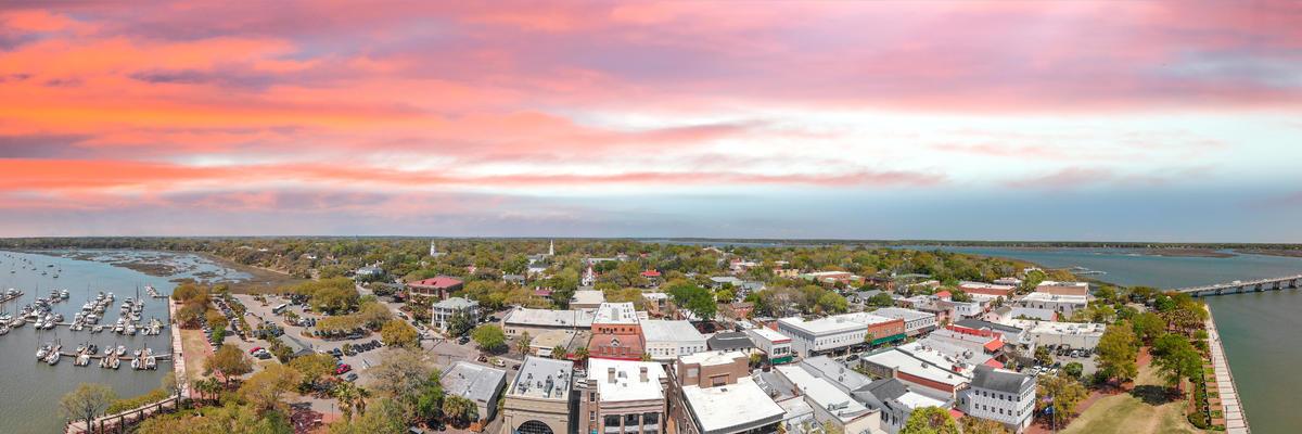 Beaufort, South Carolina (Photo: GagliardiPhotography/Shutterstock)