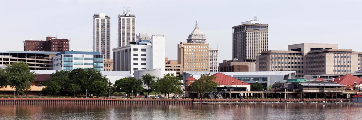 Peoria, Illinois (Photo: Katherine Welles/Shutterstock)