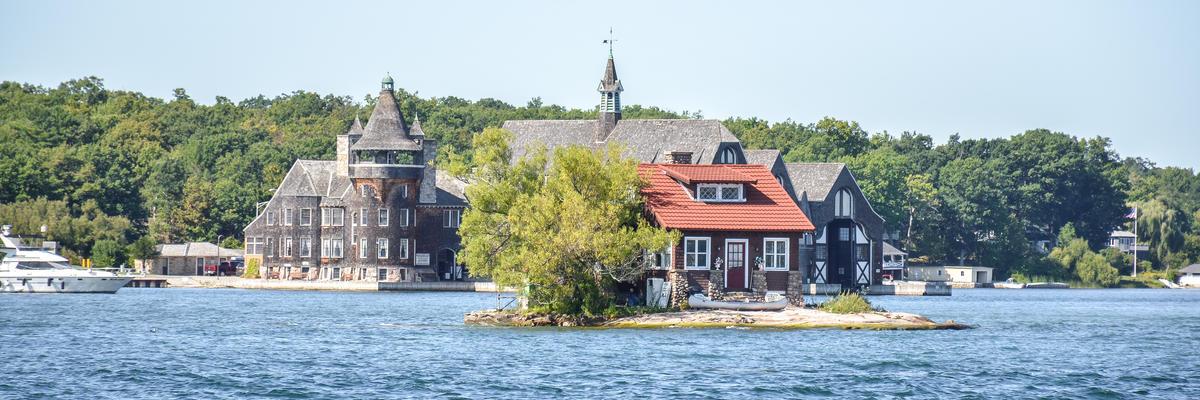 Thousand Islands Region in Kingston, Ontario, Canada (Photo: BakerJarvis/Shutterstock)