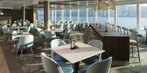 "The Oceanview Cafe on the ""revolutionized"" Celebrity Millennium (Photo: Celebrity Cruises)"