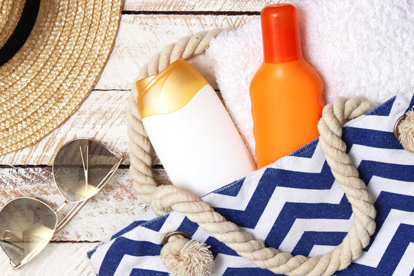 6 Cruise Ports and Regions That Have Banned Sunscreen (and What to Use Instead) (Photo: White bear studio/Shutterstock)