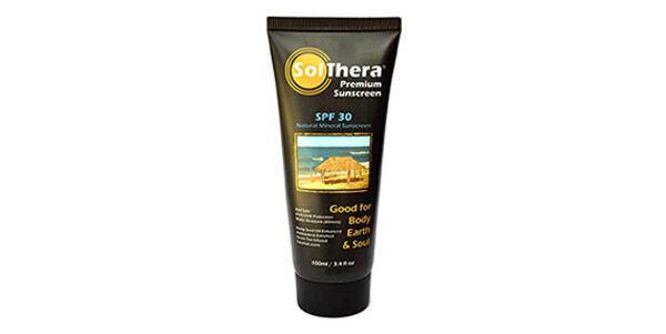 SolThera Travel Size Premium Sunscreen (Photo: Amazon)