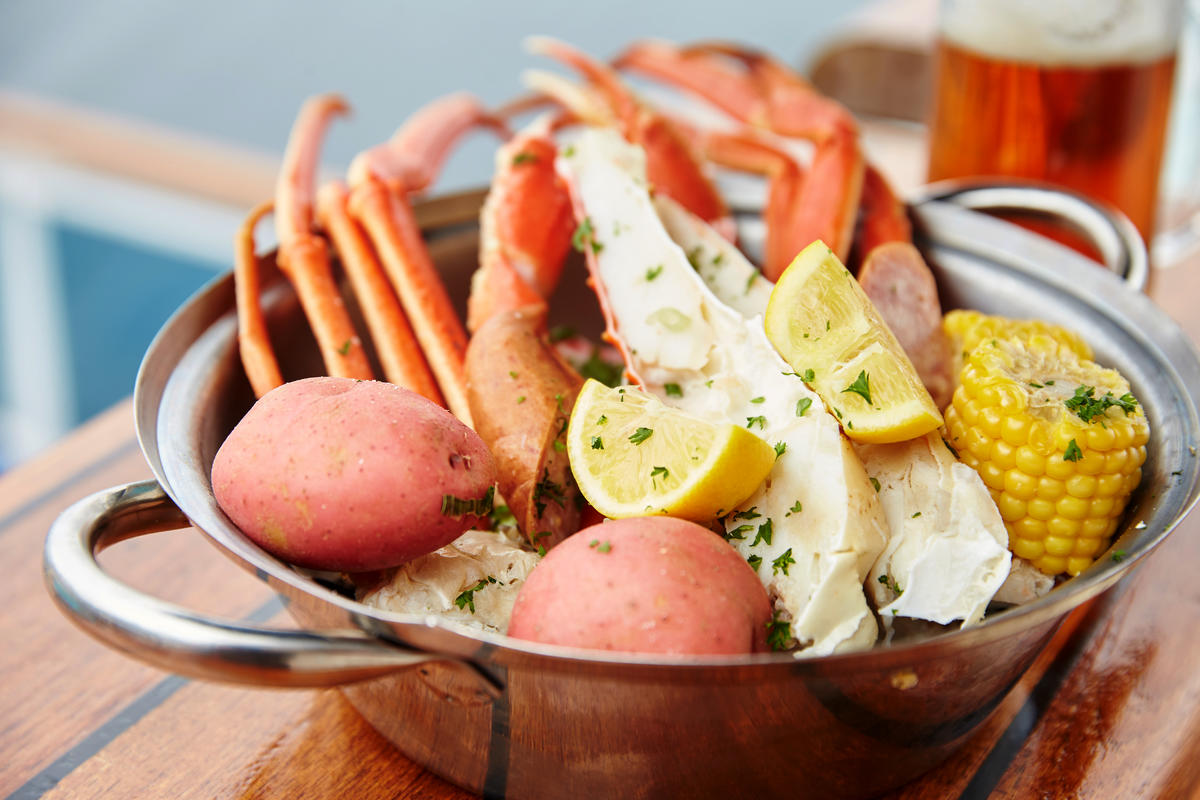 Crab Shack On Princess Cruises Plus Menu Cruise Critic