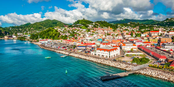 St George's, Grenada, Southern Caribbean (Photo: NAPA/Shutterstock)