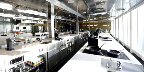 The Cookery Club on Britannia (Photo: P&O Cruises)