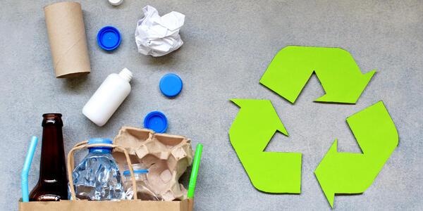 Visual Representation of Recycling Concept (Photo: betaktas/Shutterstock)