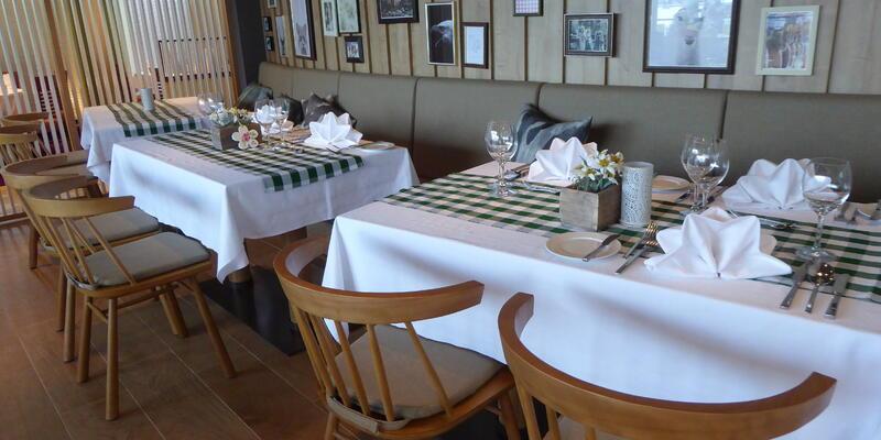 Stubert Restaurant on A-ROSA Donna