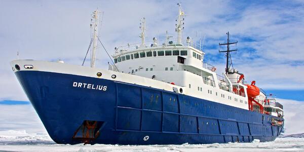 M/V Ortelius (Photo: Oceanwide Expeditions)