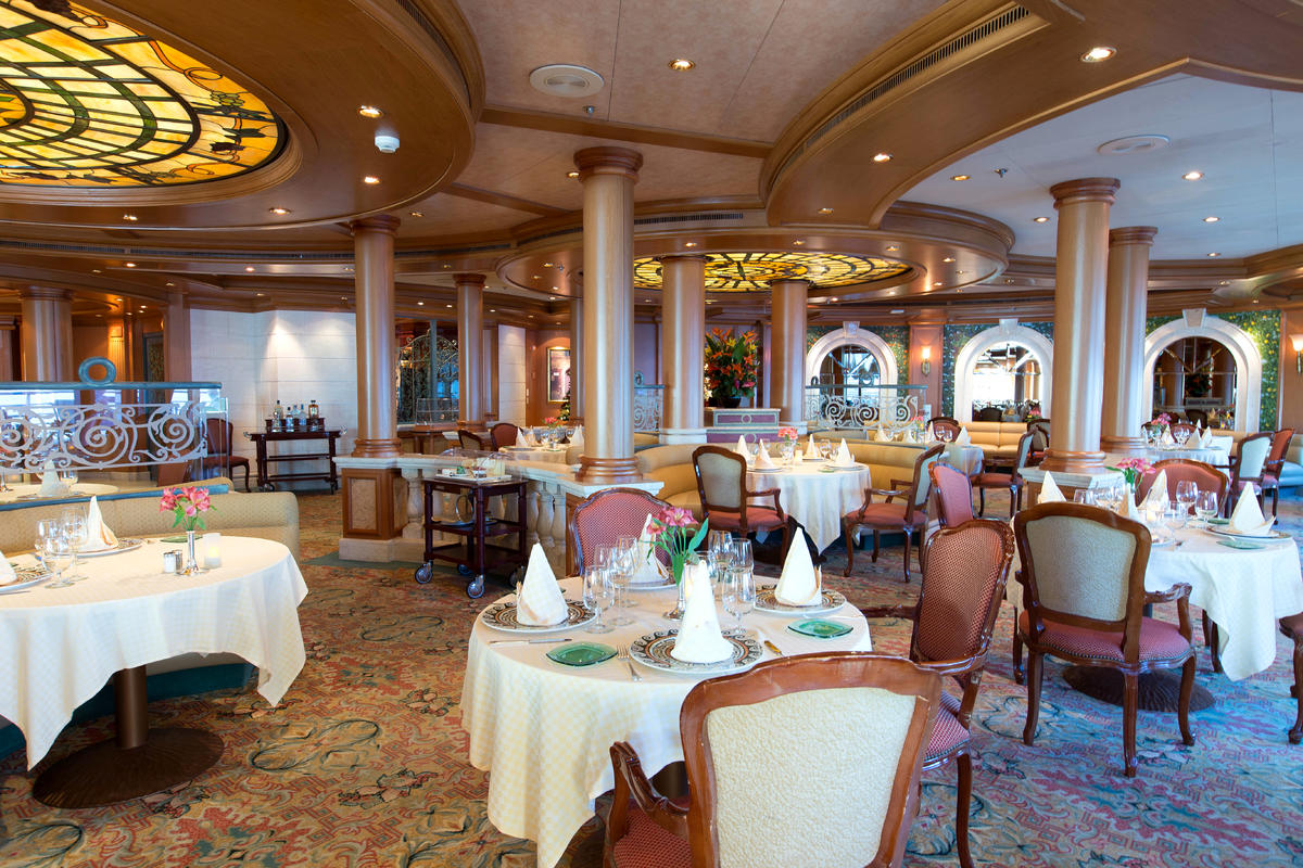 Sabatini S On Princess Cruises Plus Menu Cruise Critic