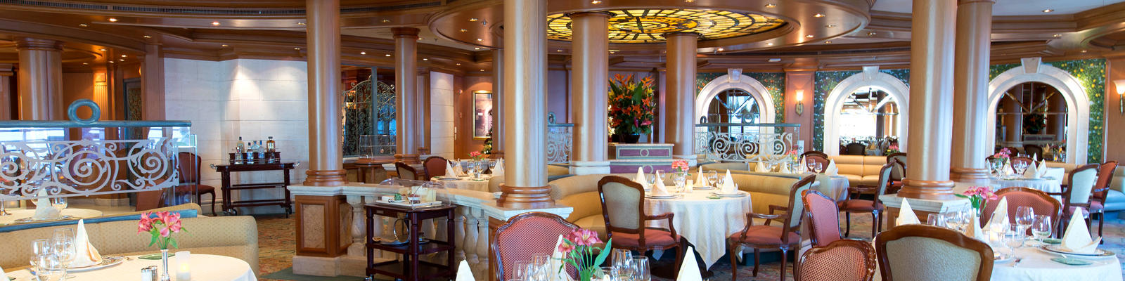 Sabatini's on Crown Princess (Photo: Cruise Critic)