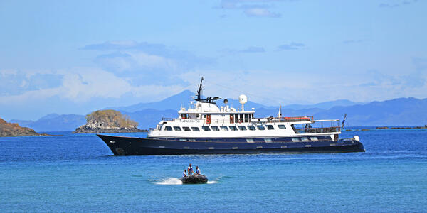 Callisto (Photo: Variety Cruises)