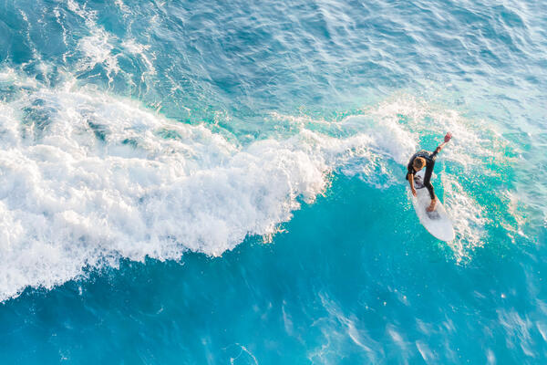 Surfing in Mexico: 7 Cruise Shore Excursions That Let You Hang Ten (Photo: Anton Watman/Shutterstock)