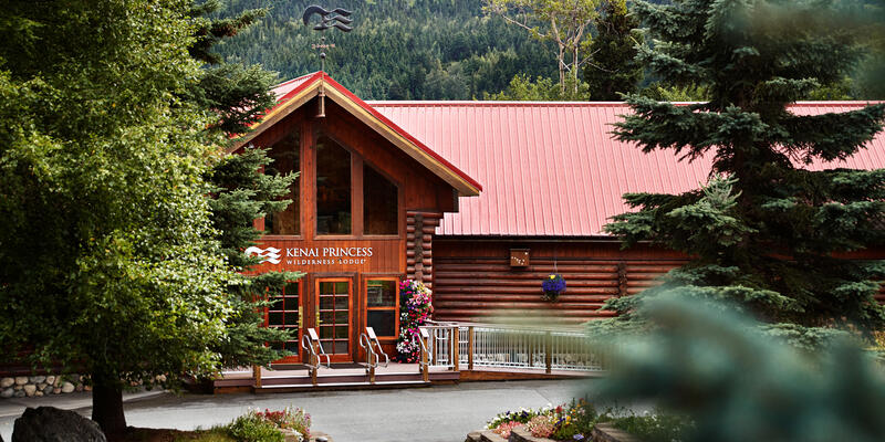 The Kenai Princess Wilderness Lodge Owned by Princess Cruises (Photo: Princess Cruises)