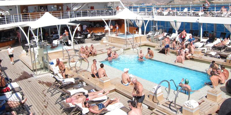 8 Tips for a Gay Charter Cruise (Photo: Atlantis Events, Inc.)