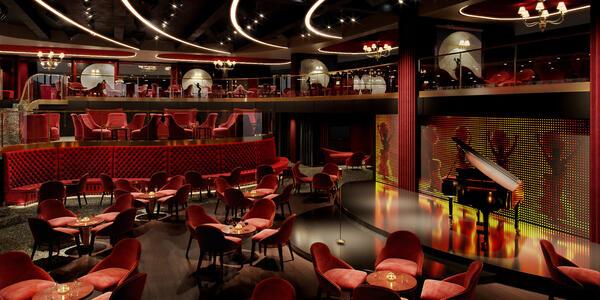 The Aft Lounge on MSC Seashore (Image: MSC Cruises)