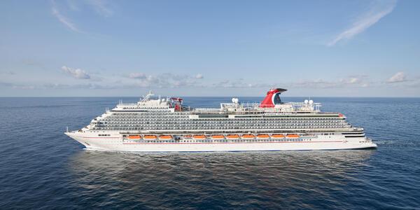 Carnival Panorama (Photo: Carnival Cruise Line)
