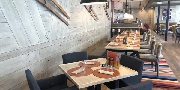 Fredheim Restaurant (Photo: Brittany Chrusciel/Cruise Critic)
